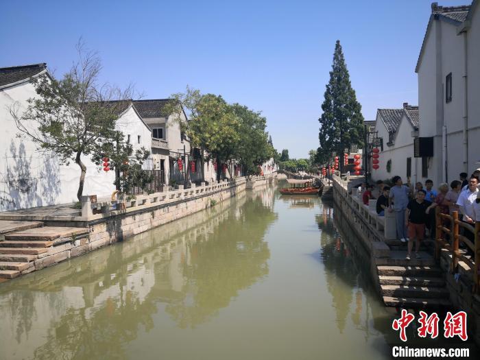 图为义皋村,刘亮摄。 刘亮 摄