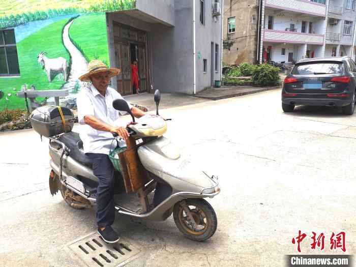 一句承诺16年坚守 浙江老人刘祖才照顾村邻5800多个日夜