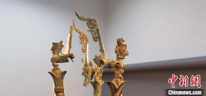 《四川广汉三星堆国度文物维护利用示范区树立实施方案》获批