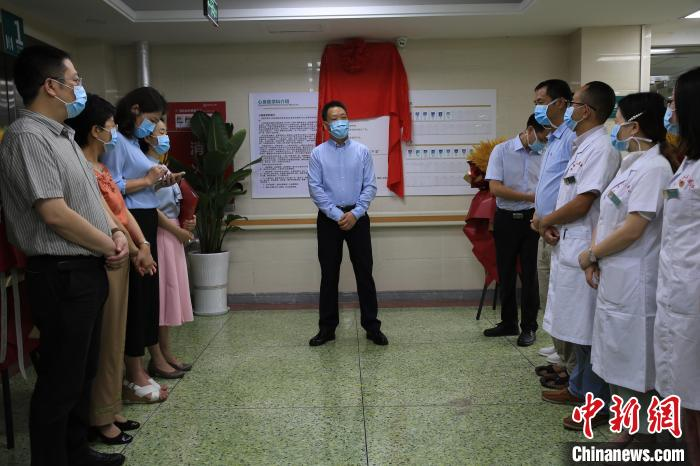 关注青少年心身疾病 成都首家市级综合医院开设心身医学科