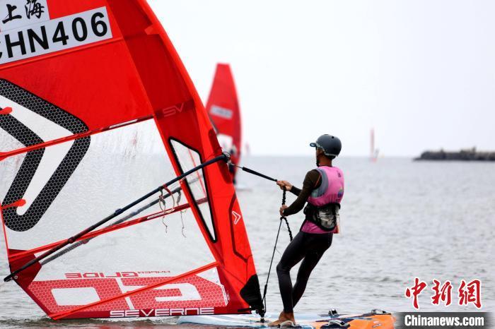 第十四届全运会帆船比赛(潍坊赛区)闭幕