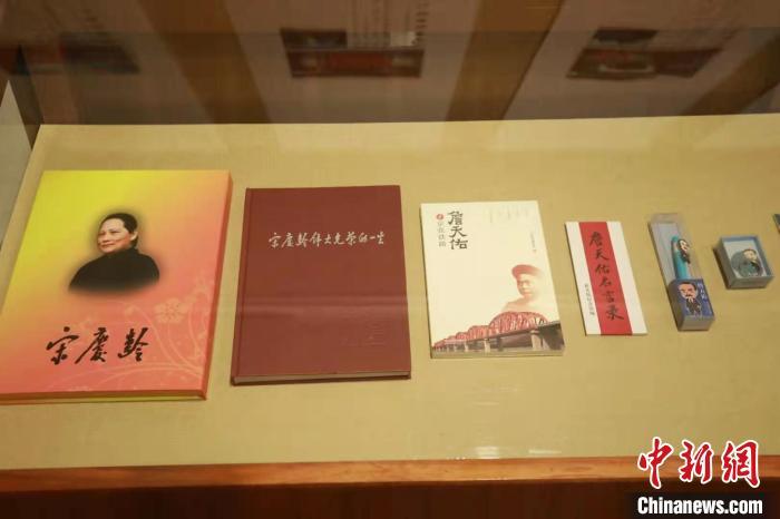 联展展出的展品 广州市文化广电旅游局 供图
