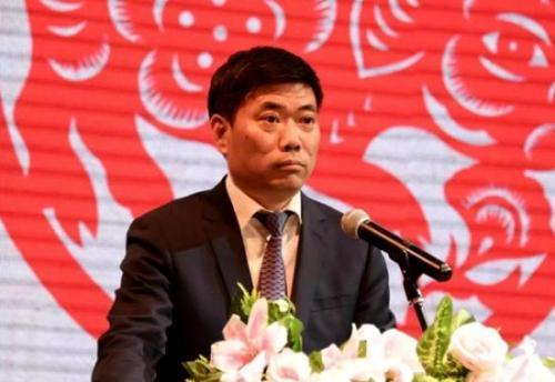 中国驻米兰总领事馆宋雪峰总领事在迎新春接待 会上致辞。(图片起源:欧联网)