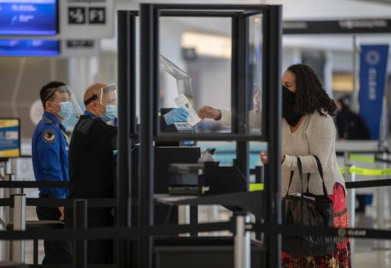 U.S. to ease travel restrictions for fully vaccinated foreign visitors - Ecns.cn
